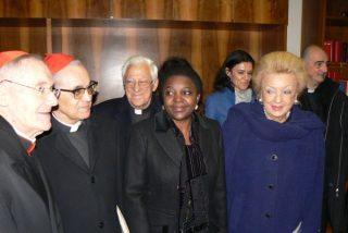 Mensajeros de la Paz ofrece en Roma un almuerzo de Navidad a 400 indigentes