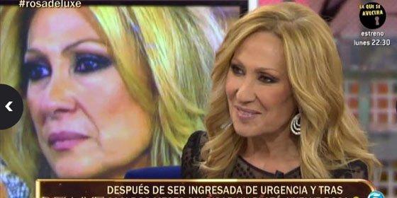 """Aunque lo intente, Rosa Benito no es Belén Esteban: """"¡He intentado suicidarme y no me respetáis!"""""""