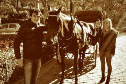 Rubén Pardo enseña su nuevo 'carro'