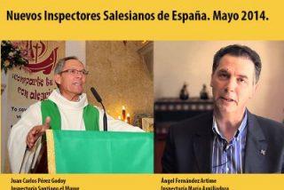 Nuevos provinciales salesianos en España