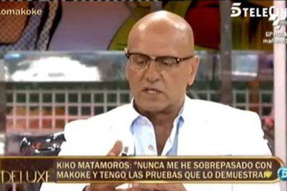 """Kiko Matamoros: """"Chelo Gª Cortés es inculta y Karmele es un fallo de Dios"""""""