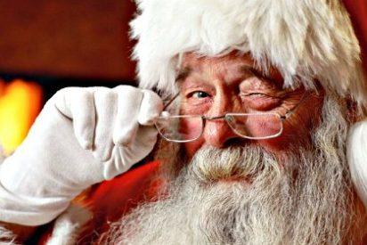 Cómo seguir el recorrido de Papá Noel por el mundo