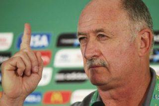 Scolari prefiere enfrentarse a España o a Holanda antes que a Chile