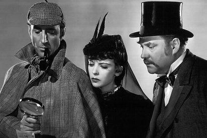 Sherlock Holmes se libera del 'copyright' y ahora ya es de todos