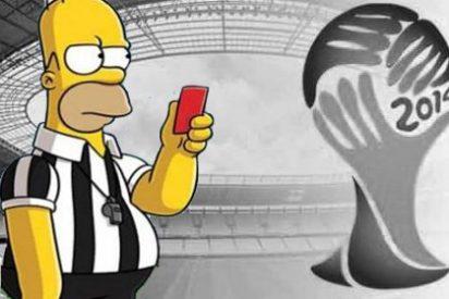 Los Simpson jugarán el Mundial 2014