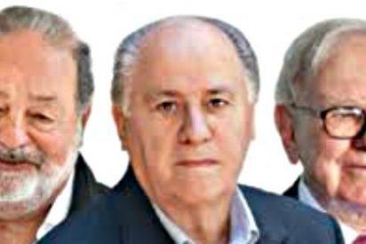 El secreto del éxito de millonarios como Carlos Slim, Amancio Ortega o Warren Buffett