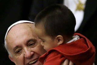Bergoglio envía un cheque a un empresario arruinado de Palermo