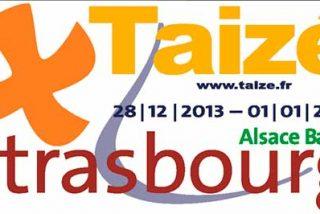 30.000 jóvenes de Taizé celebran en Estrasburgo «una gran comunidad de amistad»