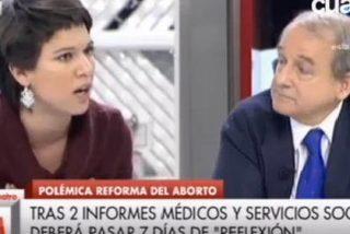 """Beatriz Talegón: """"Las diputadas del PP deberían comportarse como mujeres antes que como fachas"""""""