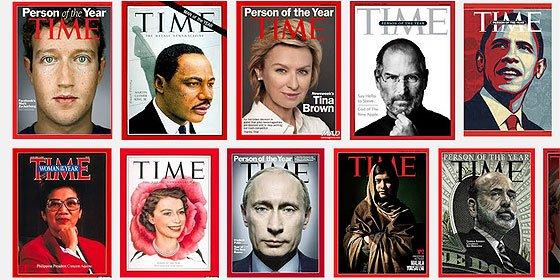 Solo siete mujeres han sido 'Persona del año' para Time en 66 años