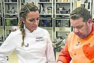Emocionante final de Top Chef pero aliñado en exceso de Chicote