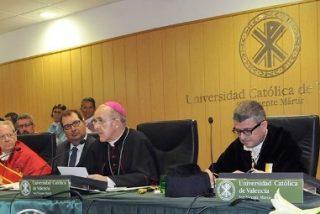 La Universidad Católica de Valencia cumple este domingo su décimo aniversario