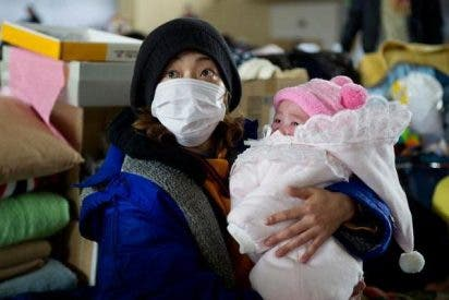 Empresas de Japón reclutan mendigos para limpiar Fukushima