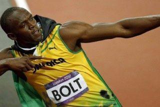 ¡Bolt derrota al metro!
