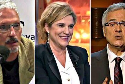 Vidal, Rahola y Barberà: Así construye sus bulos el nacionalismo catalán