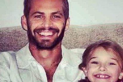 """La hija de Paul Walker llora su muerte en Facebook: """"Le amaba incluso antes de saber lo que era amar"""""""