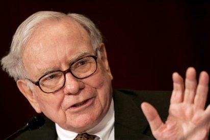 Warren Buffett ganó 1,5 millones dólares a la hora cada día de 2013