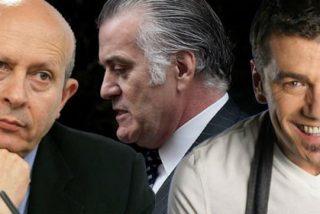 El 'top 3' de 2013 en Twitter: José Ignacio Wert, Luis Bárcenas y Toni Cantó