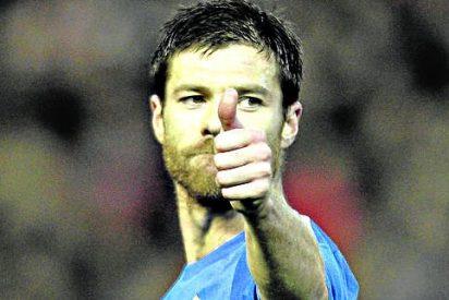 Lo que le faltaba al Real Madrid: Xabi Alonso sufre perforación en el tímpano izquierdo