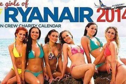 La juez 'hunde' una campaña de Ryanair con chicas en bikini y les pone en tierra