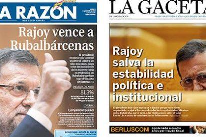 ¿Venció Mariano Rajoy a 'Rubalbárcenas' o sólo despejó el balón?