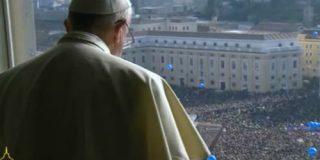 """Papa: """"Las violencias y las injusticias no nos pueden dejar indiferentes e inmóviles"""""""