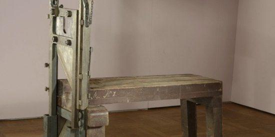 Aparece la atroz guillotina con la que los nazis ejecutaron a héroes de la resistencia