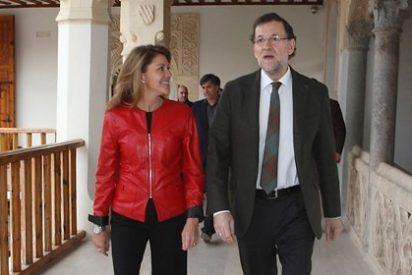 Rajoy muestra su satisfacción por el cambio de rumbo económico de Castilla-La Mancha
