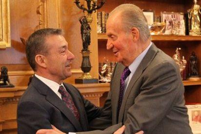 """El presidente de Canarias no jubila aún al Rey: lo ve con """"gran claridad de ideas"""""""