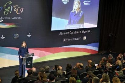 """Cospedal: """"2014 será el año de El Greco, pero también de Castilla-La Mancha"""""""