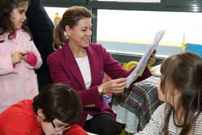 Cospedal anuncia que la Ley de Educación incidirá en Inglés, Lenguaje y Matemáticas