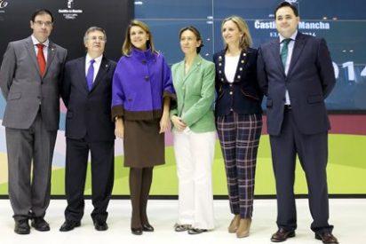 """Cospedal: """"Queremos que Castilla-La Mancha se convierta en un destino turístico de interior de primer nivel"""""""