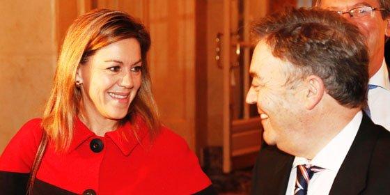 """Cospedal asegura que el ATC será """"una fuente de riqueza y prosperidad"""""""