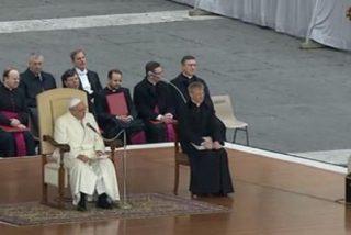 El Papa clama: