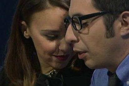 """El 'calentón' de Berto Romero con Chenoa: """"Vamos a dejarlo... que me tengo que levantar"""""""