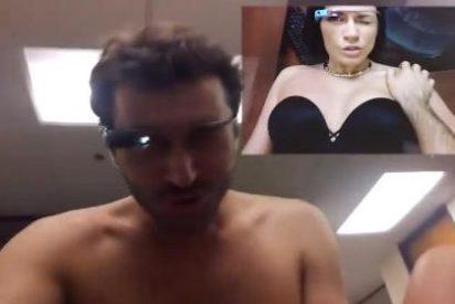La nueva forma de practicar 'porno casero' que le hará ponerse gafas... aunque no sea miope