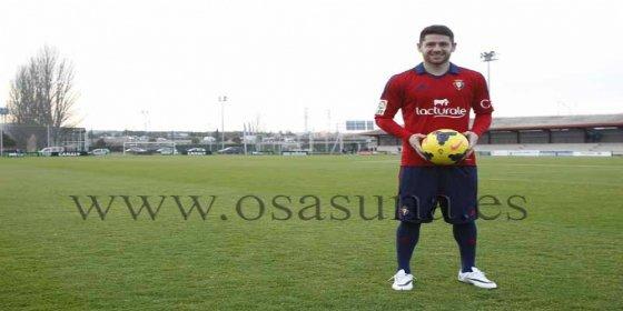 Osasuna ya tiene nuevo delantero