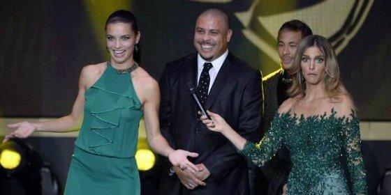 La gala del Balón de Oro hace realidad un sueño erótico