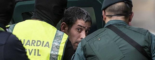 Prisión incondicional sin fianza para los detenidos en la operación contra el 'frente de cárceles'