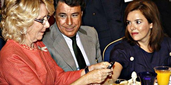 """Aguirre defiende a González como """"político honrado"""" y comprende su """"enfado"""""""
