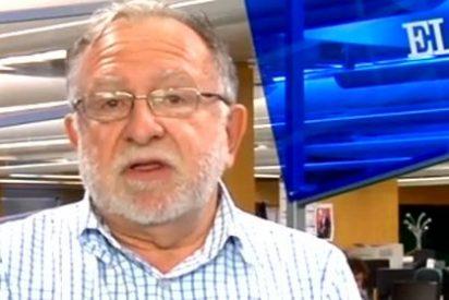 """Luis R. Aizpeolea: """"Rajoy no se ha atrevido a plantar cara al Tea Party español"""""""