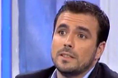 Carlos Herrera da una 'zurra' al diputado de IU Alberto Garzón