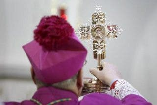 La Policía italiana recupera la reliquia con la sangre de Juan Pablo II