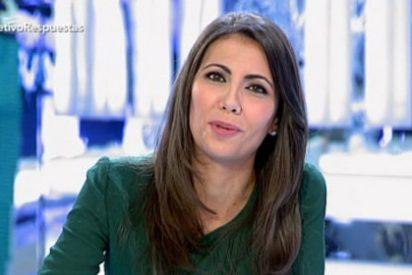 """Ana Pastor: """"Pedí no trabajar físicamente en laSexta, me parecía poco ético profesionalmente depender de Antonio García Ferreras, mi pareja"""""""