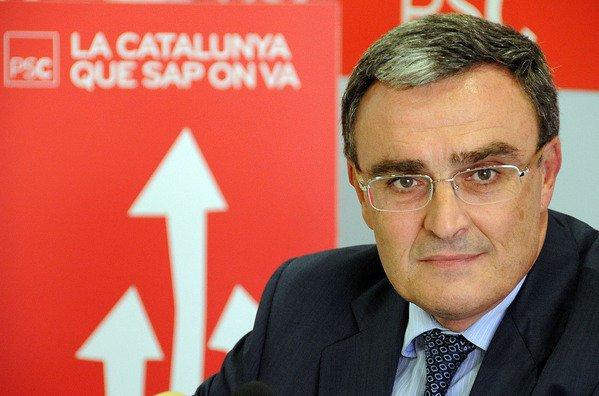 El alcalde de Lleida media ante el PSC para que escuche a los díscolos