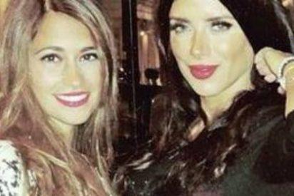 La novia de Messi y la de Cesc, posan juntas en Instagram