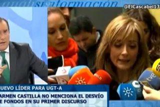 Antonio Jiménez a la nueva líder de UGT-A: