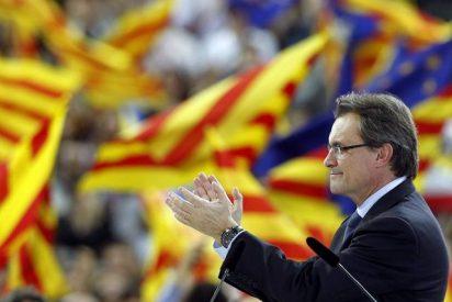 Mas oficializará su radicalización independentista en un acto masivo el próximo día 18 en Barcelona