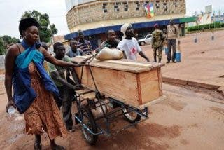 La foto que no me atreví a sacar en Bangui