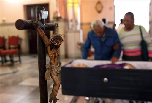 Último adiós en Cuba al sacerdote Carlos Manuel de Céspedes